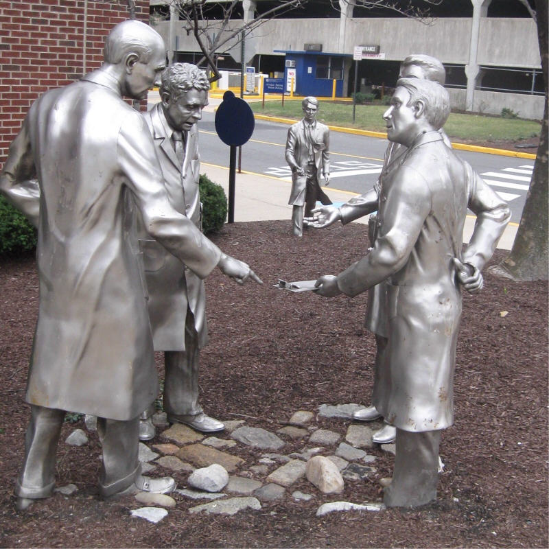 Philadelphia public art artist j seward johnson jr for John seward johnson i