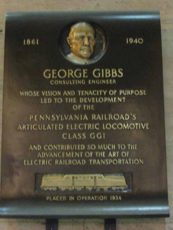 Philadelphia Public Art Pennsylvania Railroad Memorial Plaques